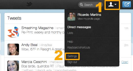 Twitter em Português - 2