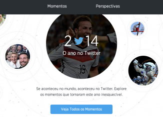 Topicos e Conteudos populares no twitter em 2014