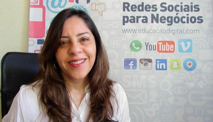 Simone Siqueira é empreendedora digital que dá dicas de como utilizar as redes sociais nos negócios (Crédito: Divulgação)